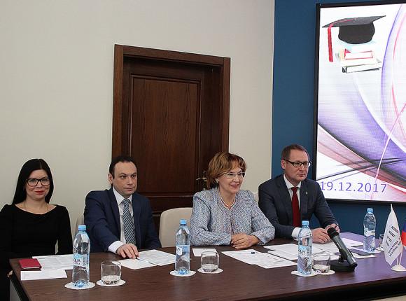 19.12.2017 в Палате адвокатов Самарской области состоялась конференция на тему «Защита профессиональных прав адвокатов»